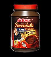 Густой горячий шоколад в банке Ristora Bar Cioccolata Италия, 1кг