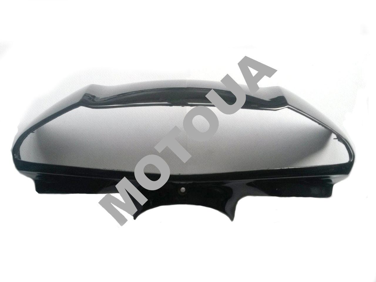 Голова (пластик фари) HONDA LEAD AF-48 (ЧЕРНАЯ)