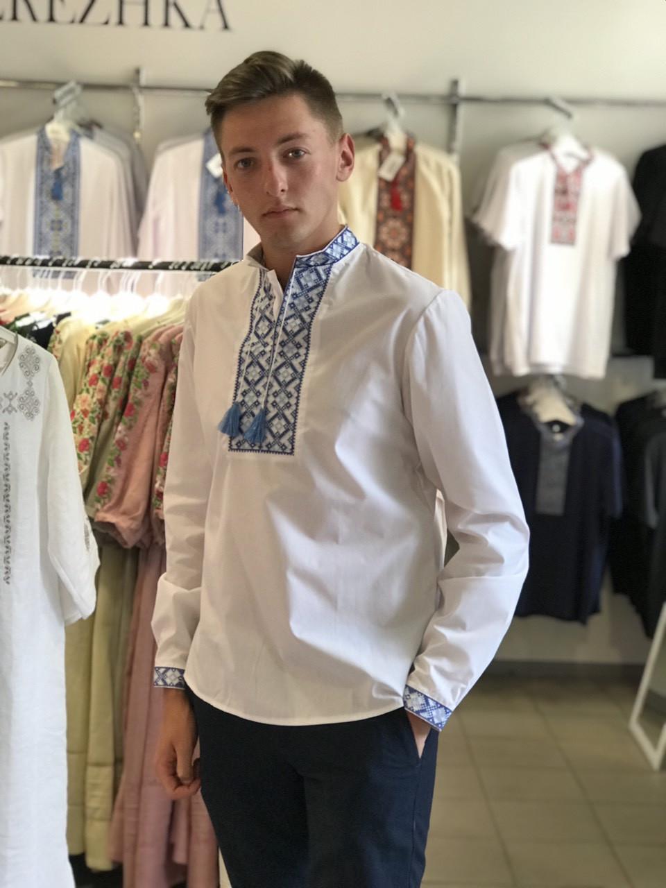 Подростковая сорочка с вышивкой - 13,14,15,16 лет