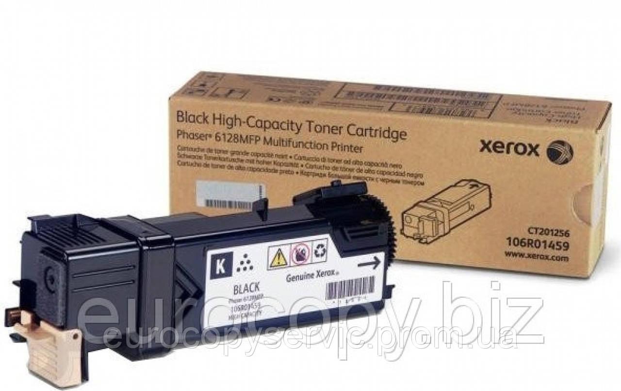 Тонер-картридж Xerox PH6128 ресурс 3 100 сторінок @ 5% (A4) Black (106R01459) Original