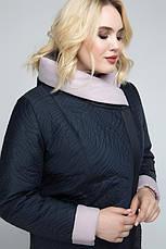 Куртка женская демисезонная удлиненная, фото 2