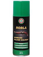 Жидкость Klever Ballistol Robla-Schwarzpulver 200мл. д/чистки нагара черного пороха