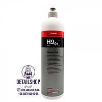 Koch Chemie Heavy Cut H9.01 Крупнозернистая абразивная политура без содержания силиконового масла 1л