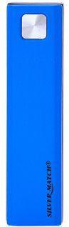 Запальничка Silver Match Chriswick Slim USB Igniter dl-6 40674221 синій
