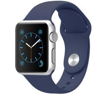 """Ремешок для Apple Watch 38/40 mm """"темная ночь"""" №8"""