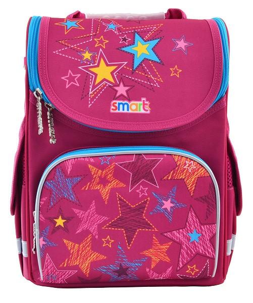 555918 Красивый каркасный рюкзак Smart PG-11 Star's dream 26*34*14