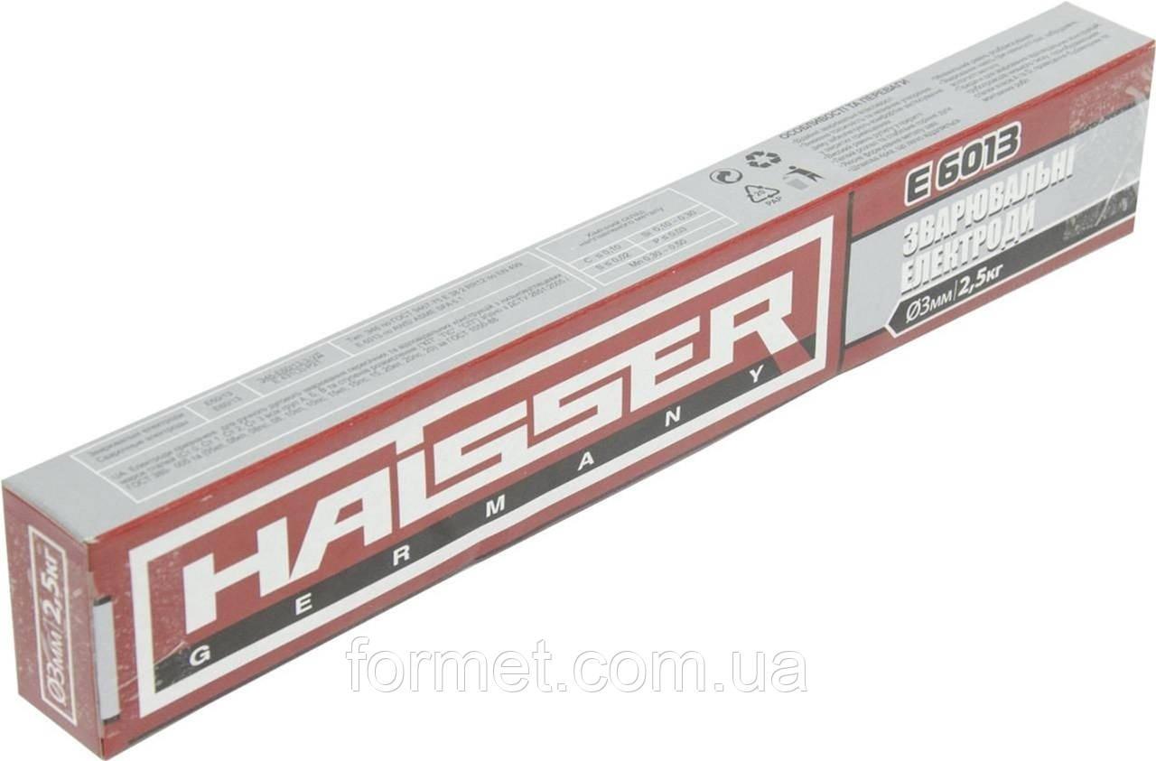 Електроди HAISSER E6013 (3) 2,5 кг