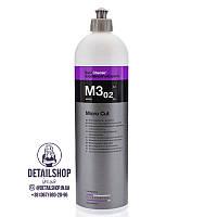 Koch Chemie Micro Cut M3.02 Микро-абразивная политура без содержания силиконового масла 1л