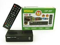 Цифровой эфирный ресивер T2 OP-307. Тюнер Т2 OperaSky, фото 1