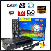 Приставка T-2 DVBT2 DZ045   Цифровой эфирный DVB-T2 приемник, фото 1