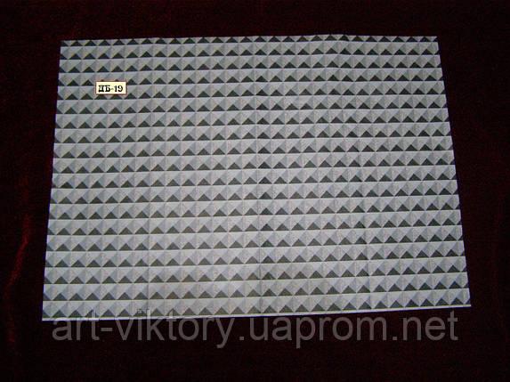 Декупажная бумага 25х35, плотность 17 грамм, фото 2