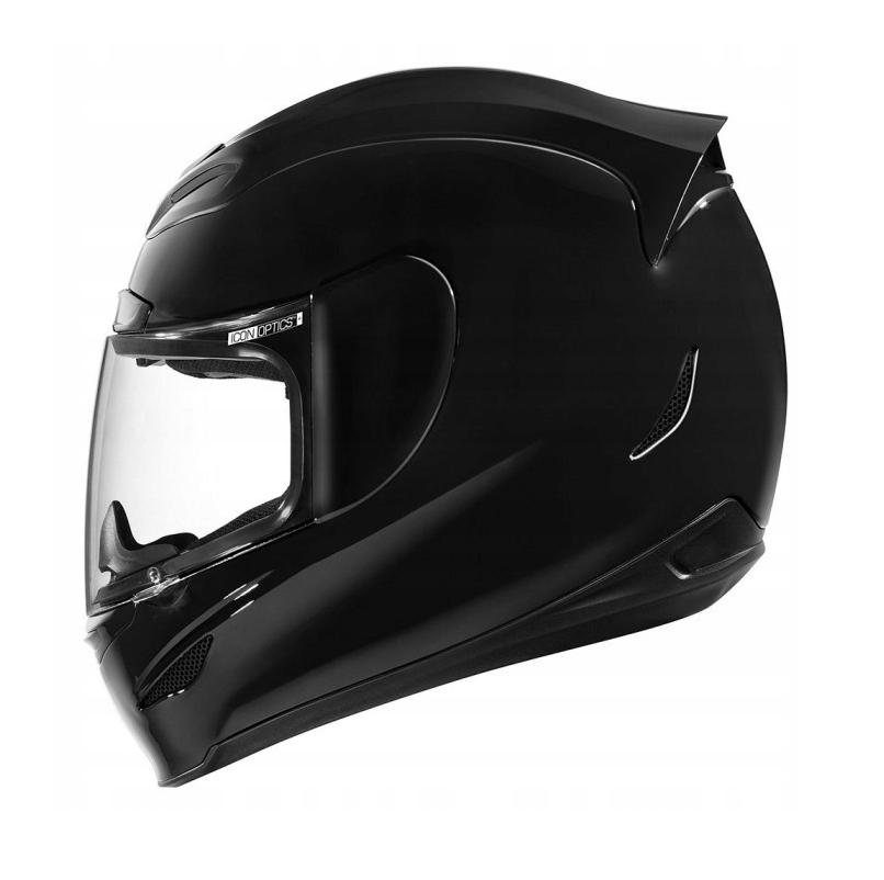 Мотошлем Icon Airmada Gloss (Black)