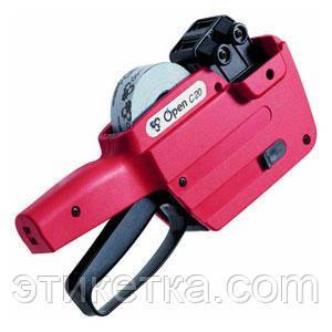 Этикет-пистолет Open C20/А (двухстрочный)