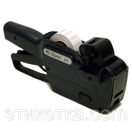 Этикет-пистолет Open C10 (однострочный)