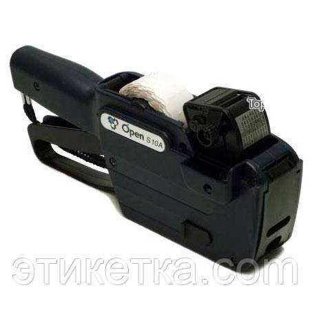 Этикет-пистолет Open C10/А (однострочный)