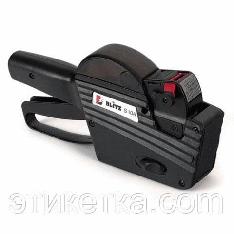 Этикет-пистолет Blitz S10/А (однострочный)