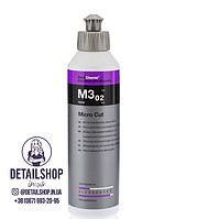 Koch Chemie Micro Cut M3.02 Микро-абразивная политура без содержания силиконового масла 250мл