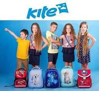 Рюкзак школьный Кайт Kite Ранец. Акция Распродажа для школы