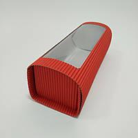 Коробка «Сундук» з вікном 220х80х80 мм., фото 1