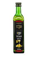 Оливковое масло EXTRA VIRGIN OLIVE OIL Olimp Black Label 500 мл.