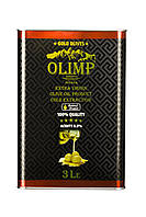 Оливковое масло EXTRA VIRGIN OLIVE OIL Olimp Black Label 3 л.