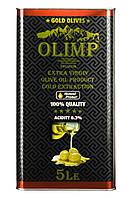 Оливковое масло EXTRA VIRGIN OLIVE OIL Olimp Black Label 5 л.