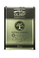 Оливковое масло EXTRA VIRGIN OLIVE OIL Olimp Gold Label 3 л.