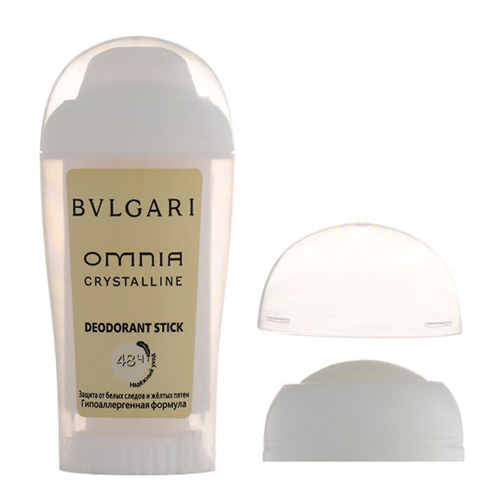 Сухой дезодорант стик Bvlgari Omnia Crystalline (Булгари Омния Кристаллин)