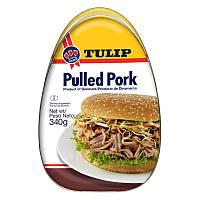 Свинина барбекю консервированная Tulip Pulled Pork 340g, фото 1