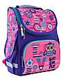 555926 Школьный каркасный рюкзак Smart PG-11 Bright fantasy 26*34*14 , фото 2