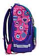 555926 Школьный каркасный рюкзак Smart PG-11 Bright fantasy 26*34*14 , фото 4