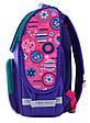 555926 Школьный каркасный рюкзак Smart PG-11 Bright fantasy 26*34*14 , фото 5