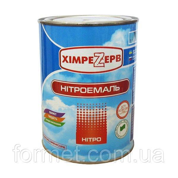 Нитроэмаль Химрезерв темный шоколад 0,8кг
