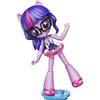 Мини-кукла MLP Equestria Girls Искорка E 0684