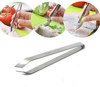 Щипцы для извлечения костей рыбы (пинцет для рыбы)