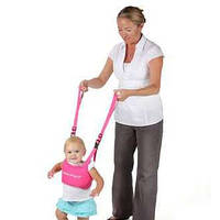 Вожжи для ребёнка  (детский поводок) со сьемными ручками, разные цвета