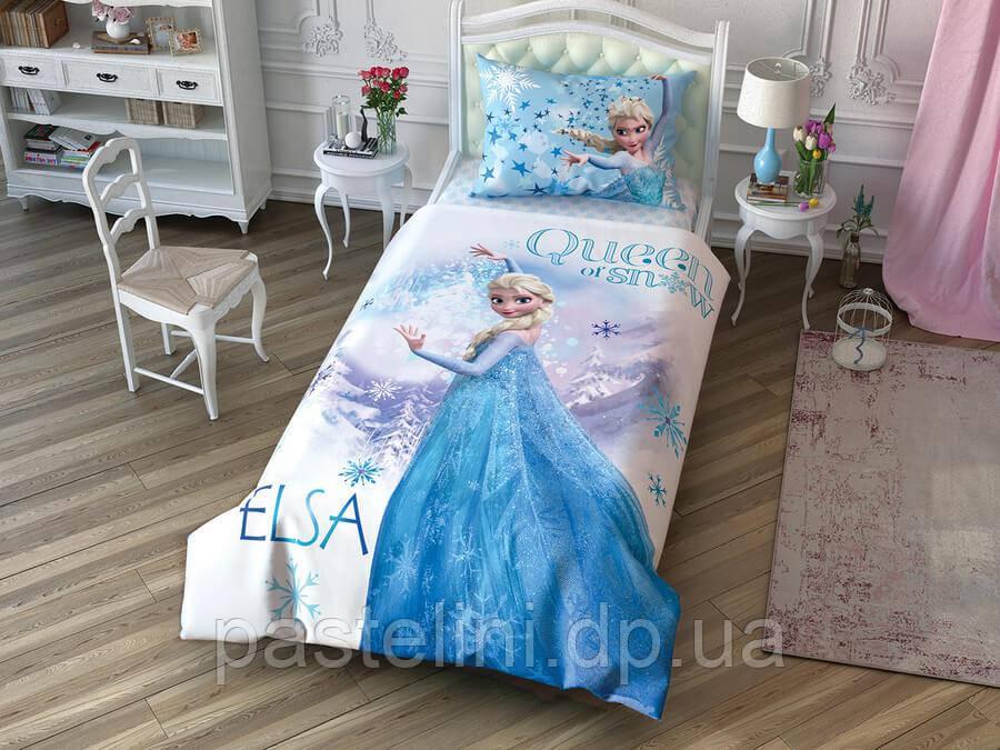 TAC Disney Frozen  Cek Elza детское постельное бельё