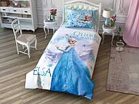 Детское постельное бельё TAC DisneyFrozen Cek Elza