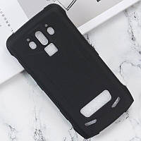 Чехол Soft Line для Doogee S90 Pro силикон бампер черный