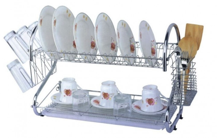Сушилка EDENBERG EB-2109 для посуды стаканов ложок вилок столовых приборов