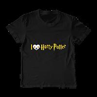"Футболка ""I love Horry Potter"""