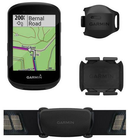 Велонавігатор Garmin Edge 530 Sensor Bundle, фото 2