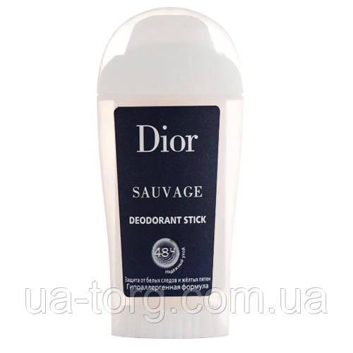 Дезодорант Dior Sauvage мужской