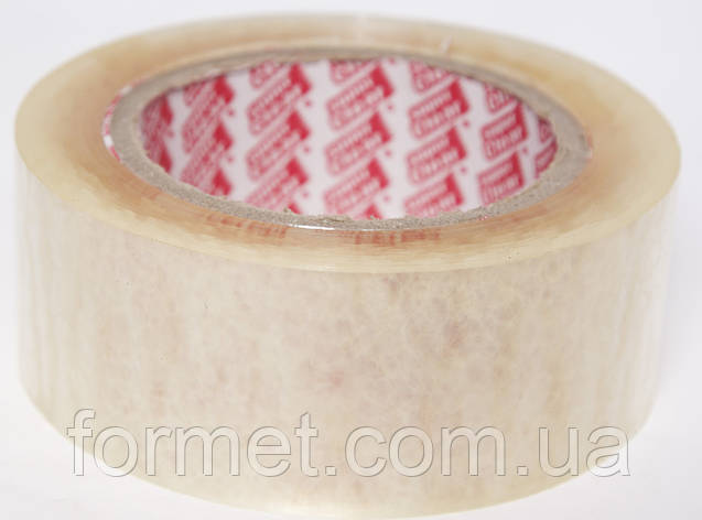 Скотч прозрачный 48мм Укрпром (500м), фото 2