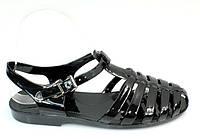 Стильные женские сандалии черного цвета! размеры 36,37,39,40