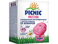 Електрофумігатор Picnic Baby рідина від комарів 30 мл (45 ночей) ТМPICNIC