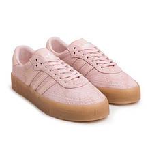 Кроссовки Оригинал Adidas Samba Rose B28164