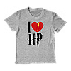 "Детская футболка ""I love Horry Potter"""