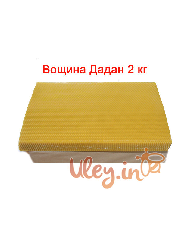 Вощина «Дадан (300)» 2кг.