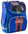555971 Школьный каркасный рюкзак Smart PG-11 Big Wheels 26*34*14 , фото 2